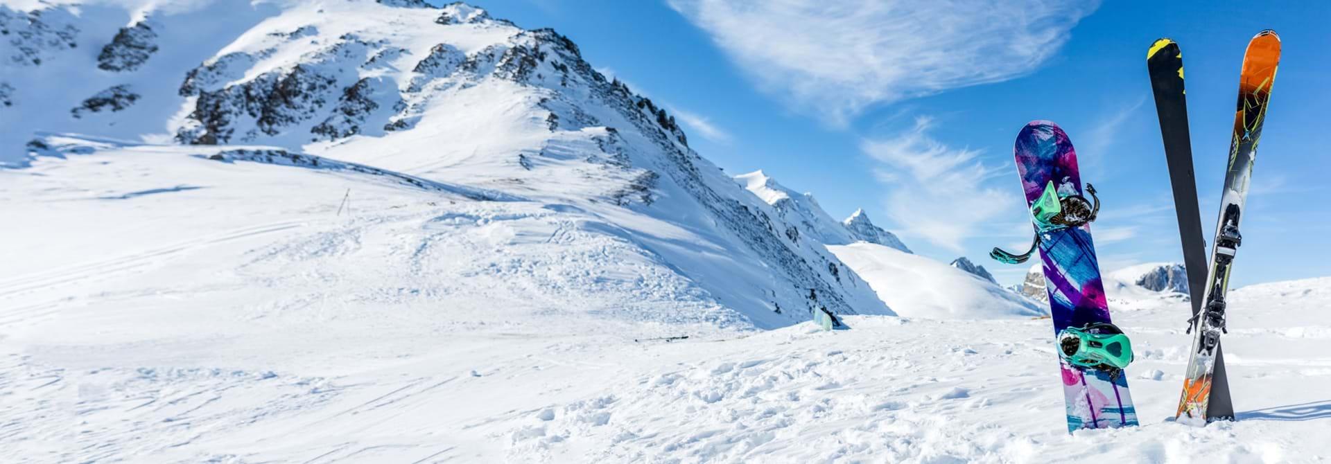 Ski Stock Web