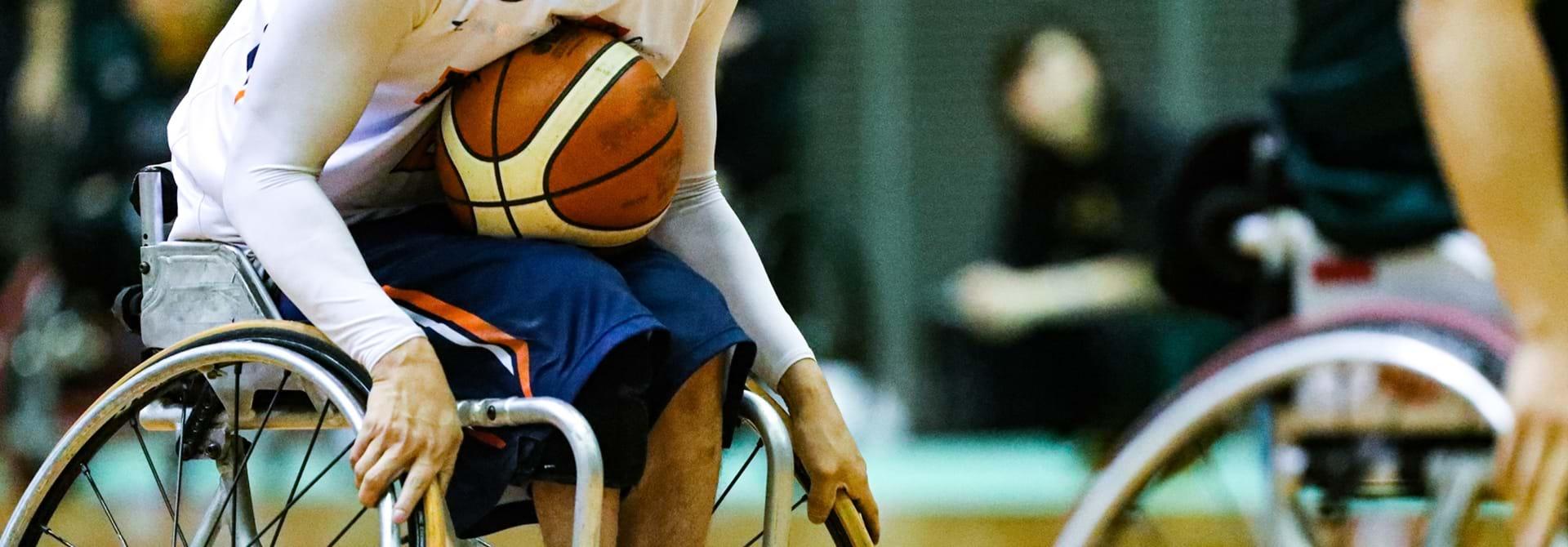 Basket Kørestol Web