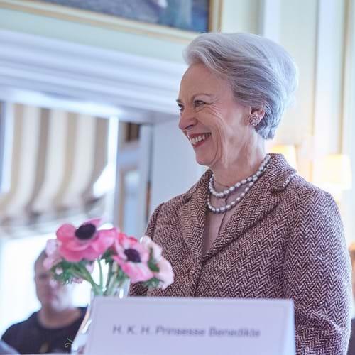 Elsassfonden HKH Prinsesse Benedikte