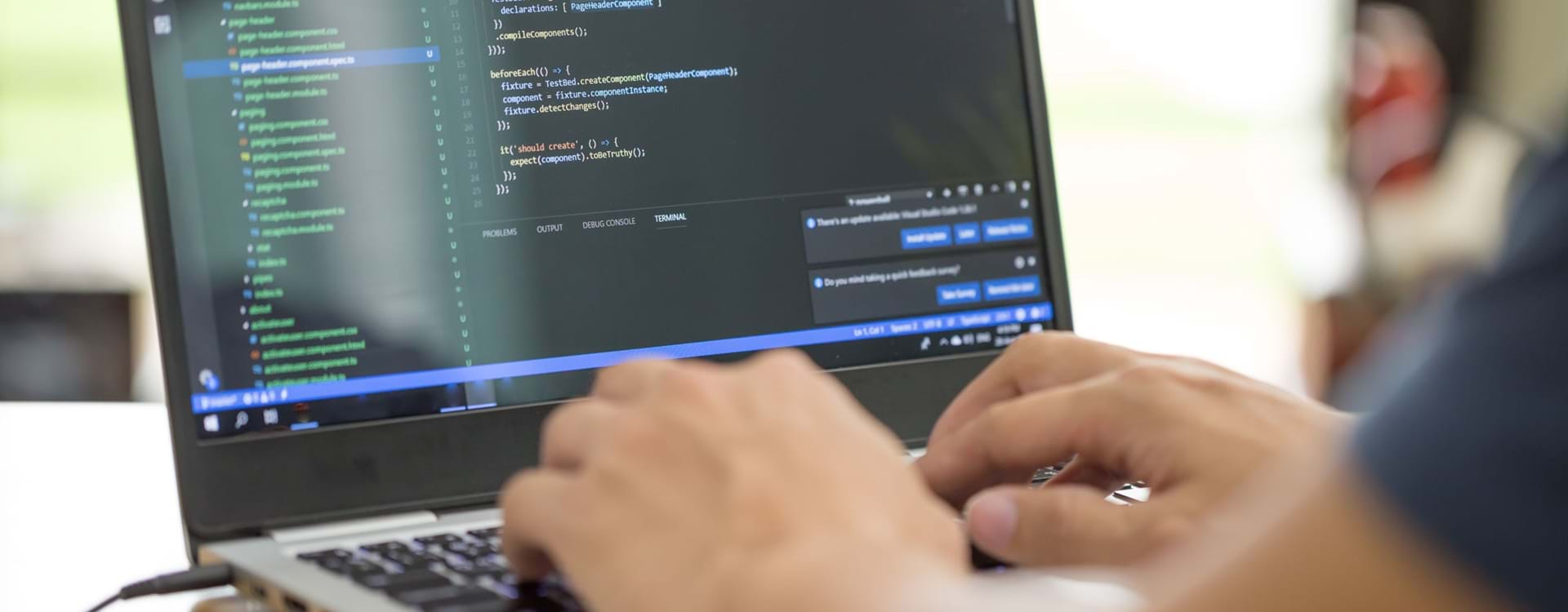 Programmering Stock Web