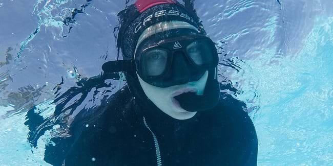 Dykning La Santa Web